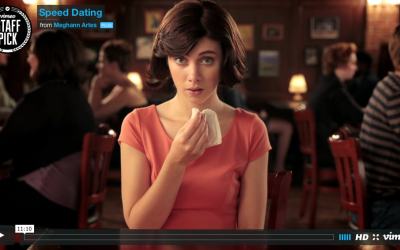Meghann Artes quirky 'Speed Dating' short