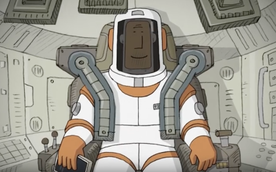"""Oscar-Nominated Short: """"We Can't Live Without Cosmos"""""""