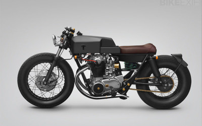 Yamaha XS650 by Thrive Motorcycle | Bike EXIF