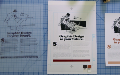 Graphic Design Before Computers