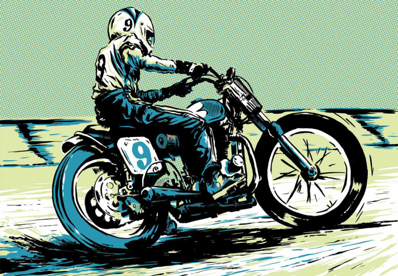 motorcycle motorcycles artists seen never before