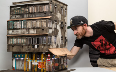 Micro-Scale Modeling: How to Construct Tiny, Intricate Worlds From Ordinary Materials | ArchDaily